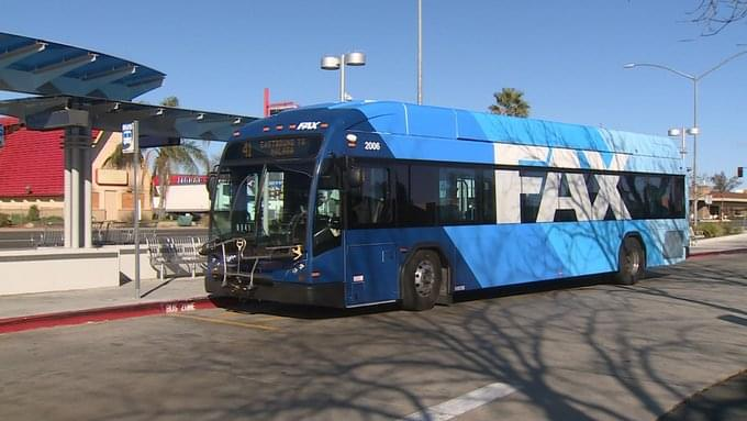 "Fresno City Council Passes ""Zero Fare FAX Bus Act"" in 5-2 Vote"