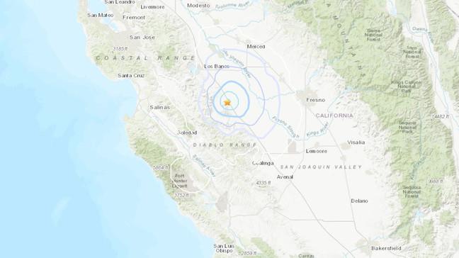 Magnitude 3.7 Quake Recorded Wednesday Near Mendota, CA