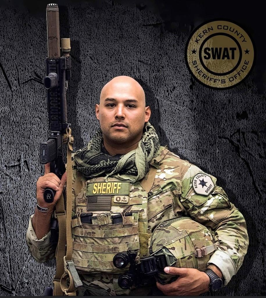 Kern County SWAT Deputy Killed In Wasco Shootout