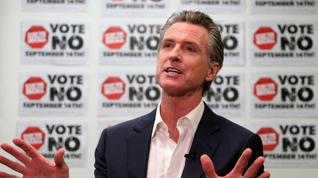 Recall Election 2021 – Gavin Newsom Beats Recall