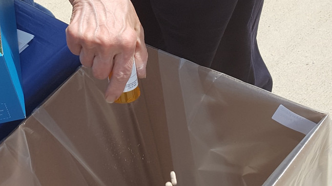Visalia PD: Prescription Drug Take-Back Day on Saturday