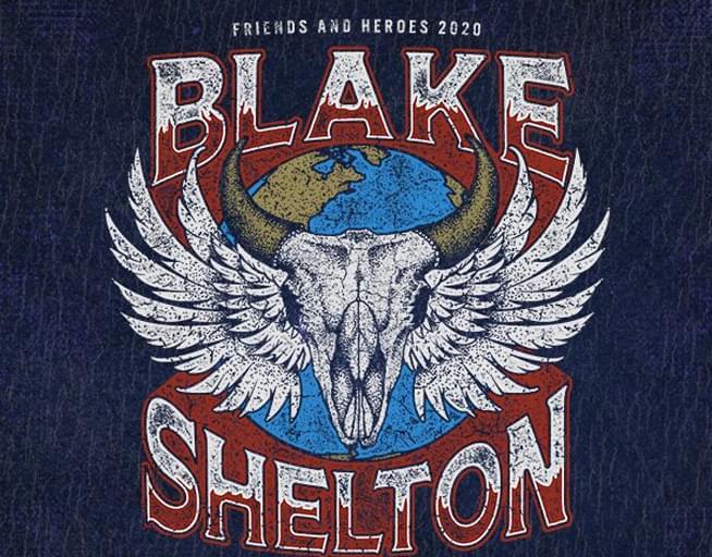 February 21:  Blake Shelton