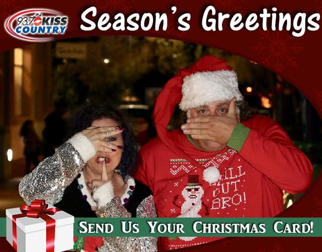 Send Us A Christmas Card!