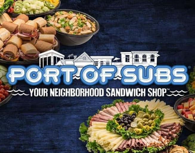 Winning Weekend:  Port of Subs Big Game Party Bundle