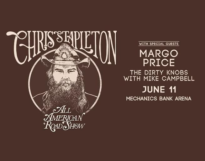 June 11: Chris Stapleton