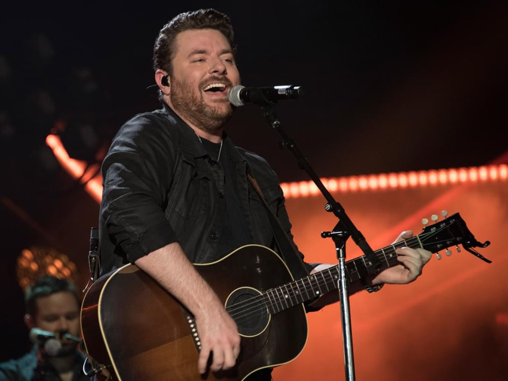 "Chris Young Extends ""Town Ain't Big Enough Tour"" With Scotty McCreery"