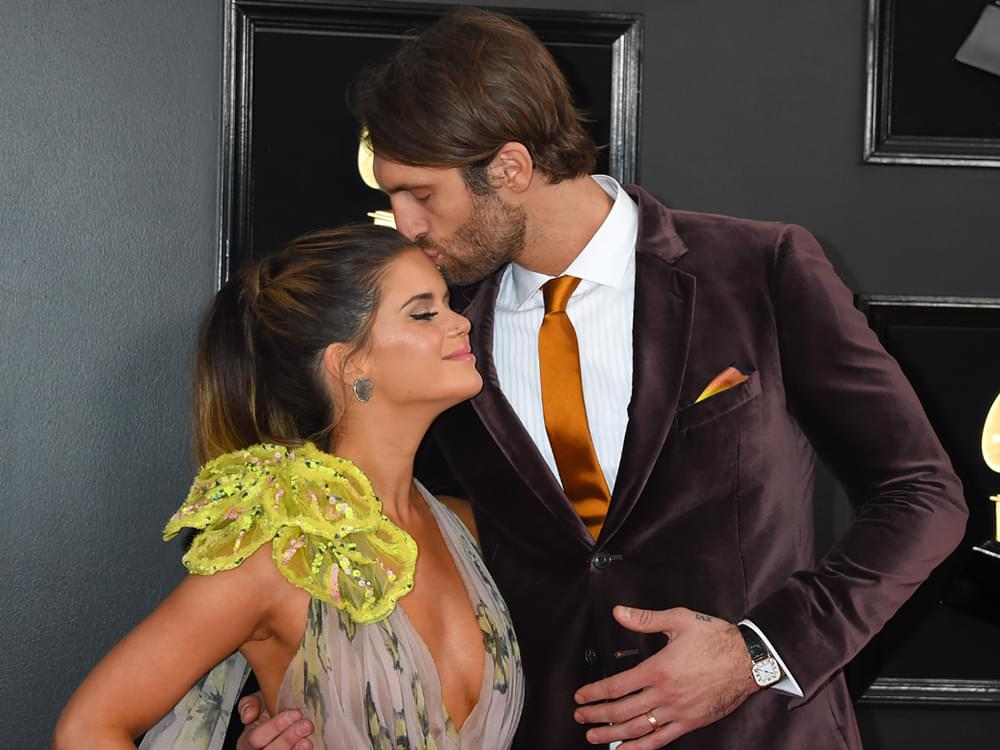 Maren Morris & Ryan Hurd Welcome Baby Boy