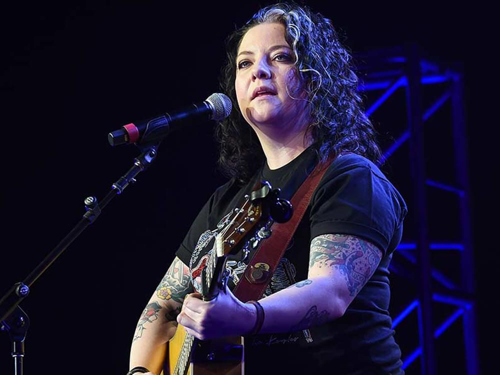 "Watch Ashley McBryde's Touching Rendition of ""Amazing Grace"" for Easter"