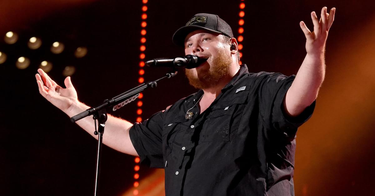 Luke Combs Reaches Another Historic Billboard Chart Milestone