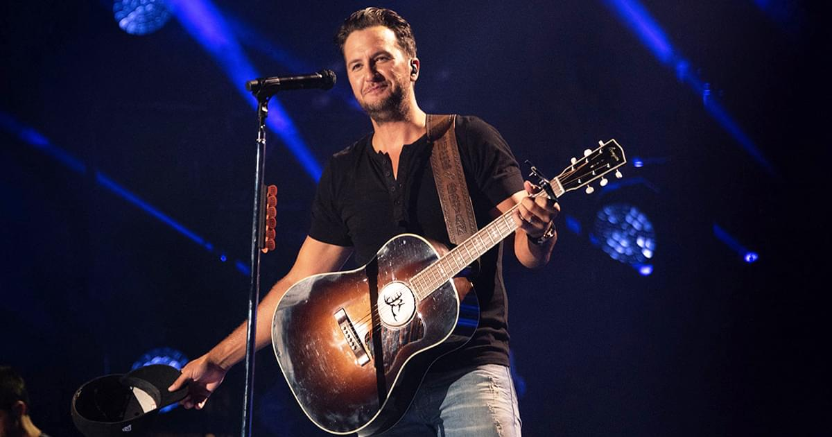 "It's Been a Long Time Coming for Luke Bryan's New Album, ""Born Here, Live Here, Die Here"""