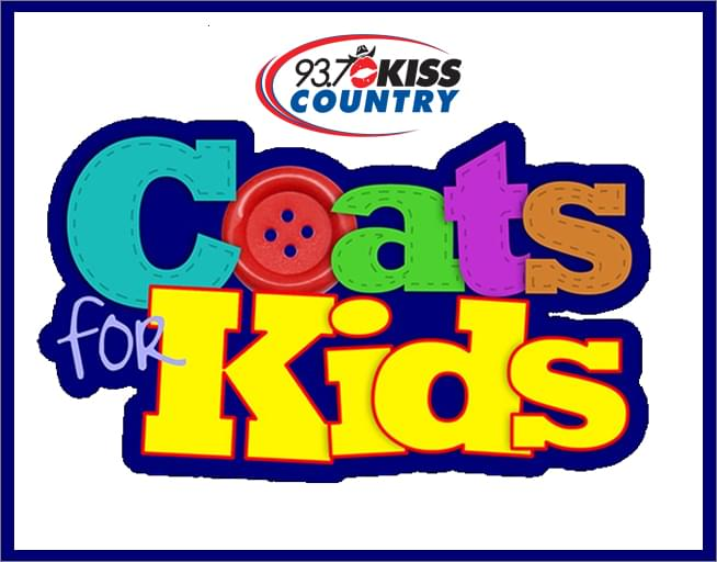 KISS Country Coats For Kids Drive 2020