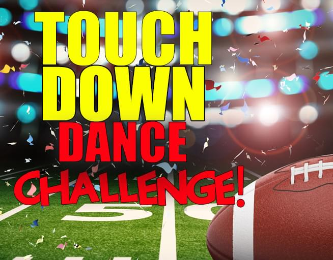 Enter the KISS Country Touchdown Dance Challenge
