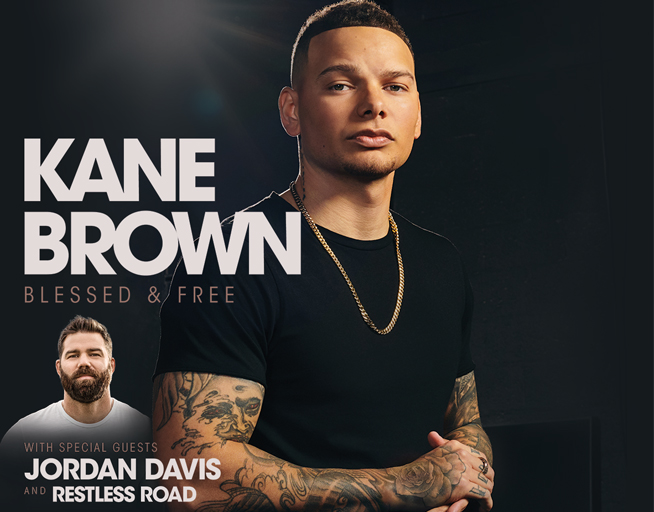 Win Tickets to see Kane Brown in Sacramento!