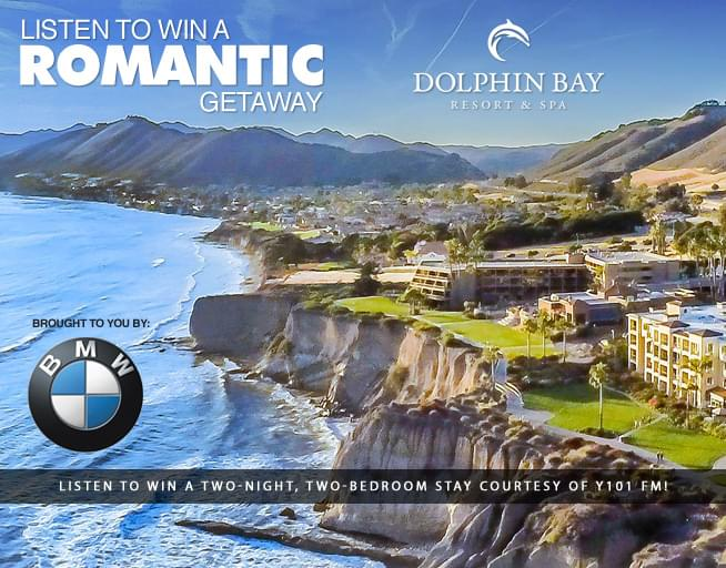 Listen to win a stay at Dolphin Bay Resort and Spa Contest Rules