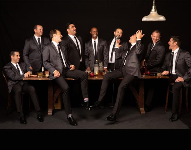 March 27:  Straight No Chaser