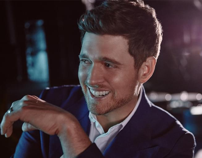 May 3:  Michael Buble