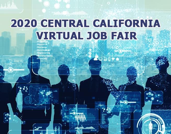 2020 Central California Virtual Job Fair
