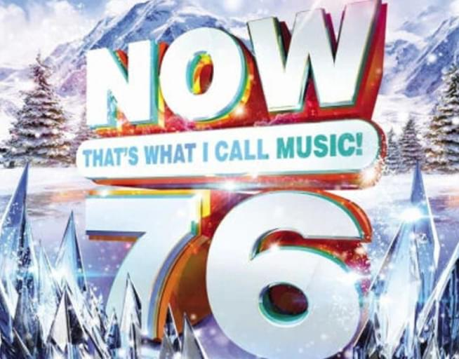 WIN A COPY OF THE NEW NOW THAT'S WHAT I CALL MUSIC – VOLUME 76 CD