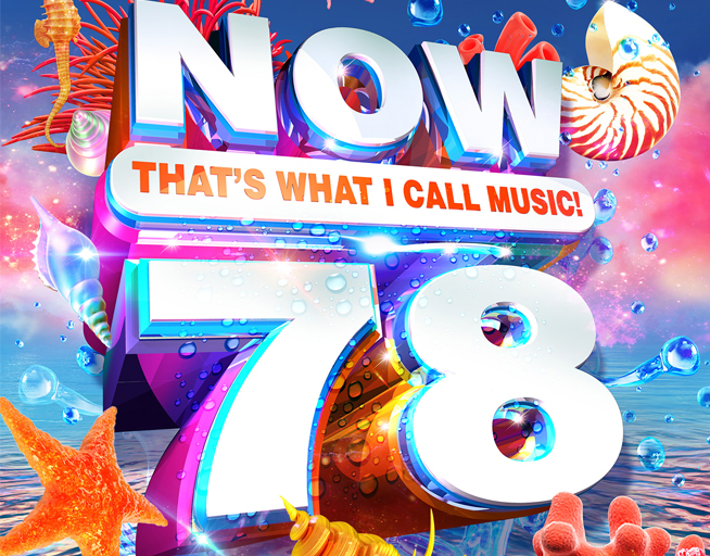 WIN A COPY OF THE NEW NOW THAT'S WHAT I CALL MUSIC – VOLUME 78 CD