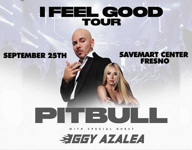 September 25:  Pitbull