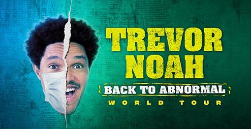 March 26:  Trevor Noah