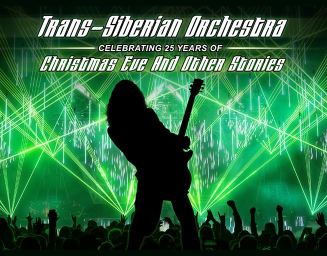 December 2: Trans-Siberian Orchestra