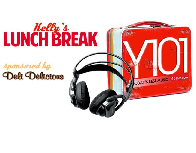 Kelly's Lunch Break:  Win a $25 Deli Delicious E-Card