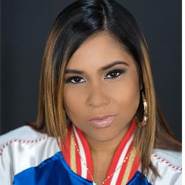 """Angela Yee was born and raised in Brooklyn, where she spent the majority of her free time writing short, fictional stories and reading every novel she could get her hands on.  When Angela graduated from Poly Prep in Brooklyn, she headed to Wesleyan University where she graduated with a Bachelor of Arts in English.   After college, she utilized the relationships she secured through various internships at MTV, TVT Records and Wu-Tang Management to obtain employment as the assistant to the CEO of Wu-Tang Corporation.  Angela gained valuable experience dealing with multiple music labels, artists, lawyers, accountants, and organizing special events.    Angela realized she had a knack for marketing, and spent the next five years working with internet startups, Nile Rodgers' record distribution label, clothing brands, and launching Eminem's clothing line Shady Limited.  Yee decided her ideal position would be merging her love of marketing with her love of music, and that was when her industry relationships and stellar work reputation placed her in a position to get hired at Sirius Satellite Radio.  While looking for job opportunities online, she saw the company was hiring in their marketing department and immediately called Paul Rosenberg, the head of Shady Records.  She knew they were launching Shade 45 at Sirius and he would be able to at least get her an interview.   When Angela spoke to Paul, he asked if she would be interested in an on-air position available on the morning show.  Of course, she jumped at the opportunity, and even though it was only an audition, she ended up with a permanent position on the morning show after establishing her niche in a memorable interview with Jay-Z.   Never the type of person to wait for an opportunity, she soon pitched her own weekly nighttime show called """"Lip Service,"""" which became an instant success.  The show was the only female-hosted program on Shade 45 and allowed guests to engage in intimate conversations that were a refreshi"""