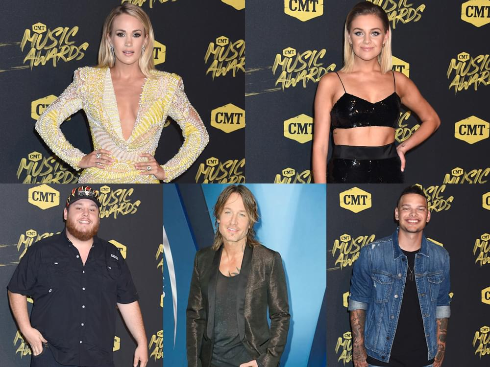 Vote Now: CMT Reveals 5 Finalists for Video of the Year at CMT Awards