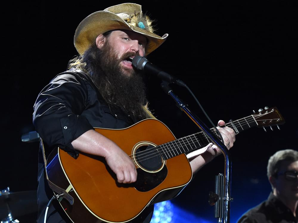 "Chris Stapleton Announces New ""All-American Road Show Tour"" With Dwight Yoakam, Hank Williams Jr, Sheryl Crow, Jason Isbell & More"