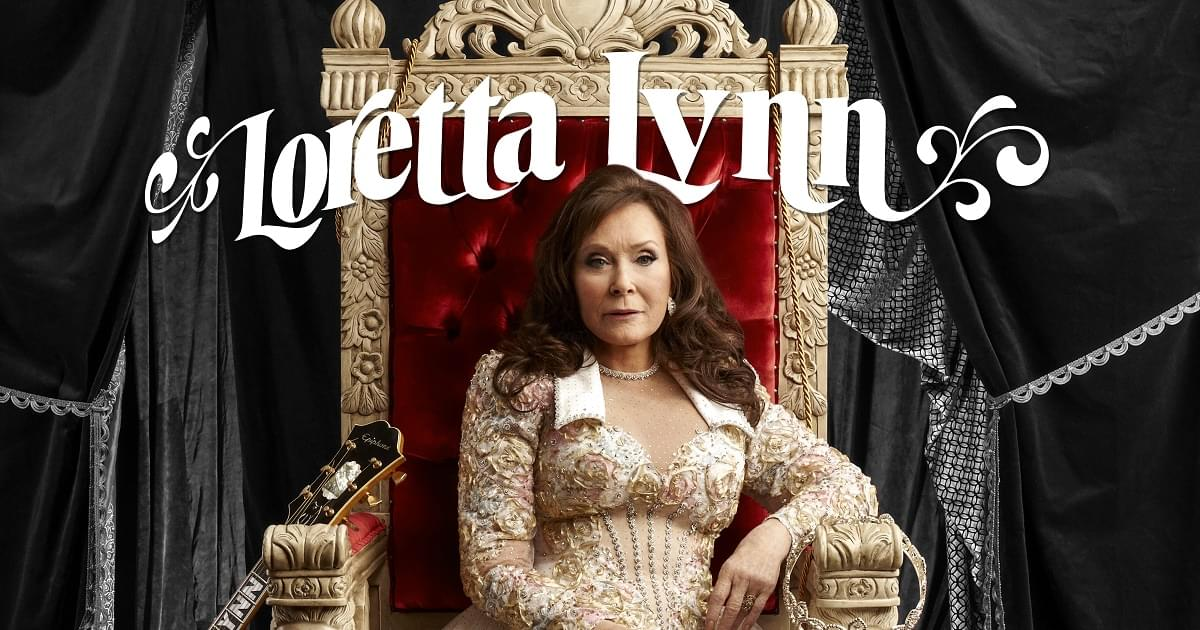 Loretta Lynn Announces Release Date for New Album, Still Woman Enough