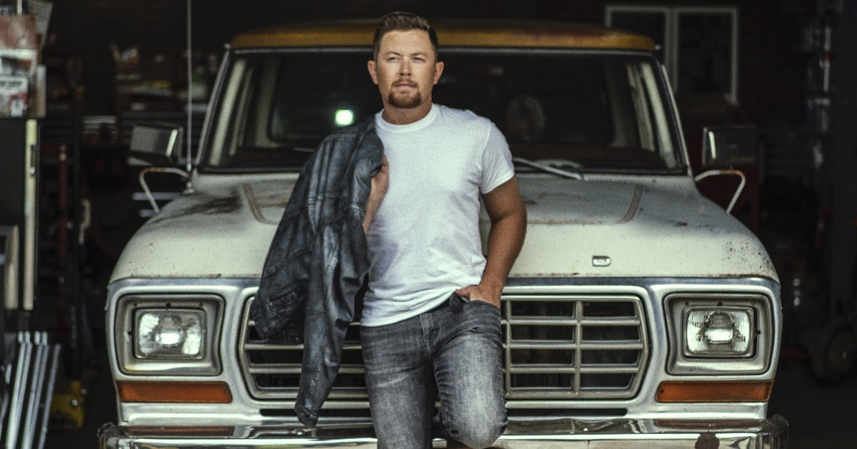 Scotty McCreery Releases Title Track to Upcoming Album – Same Truck