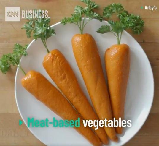 Arby's Hilarious Response To The Vegan Trend
