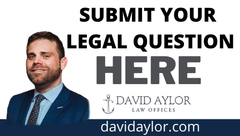 Legal Talk with Attorney David Aylor