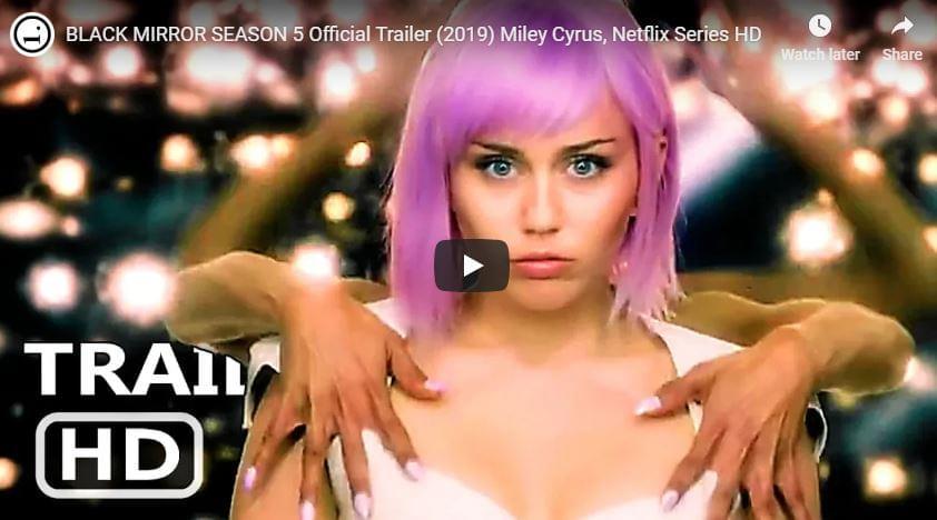 WATCH: BLACK MIRROR SEASON 5 Official Trailer