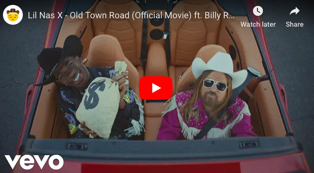 WATCH:Lil Nas X – Old Town Road (Official Movie) ft. Billy Ray Cyrus