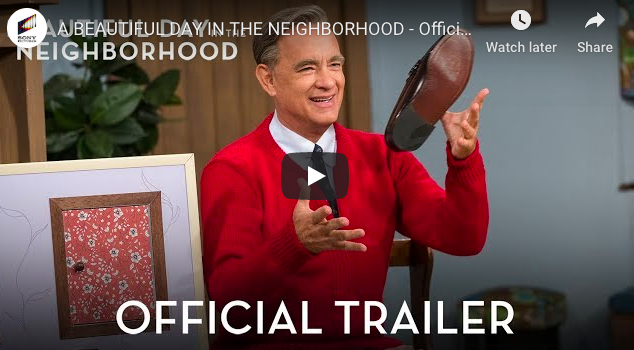 WATCH: A BEAUTIFUL DAY IN THE NEIGHBORHOOD – Official Trailer