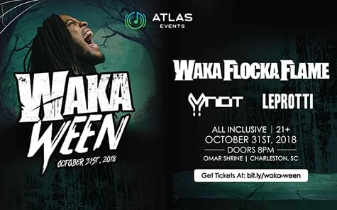 "Atlas Events ""WAKA-WEEN"" presented by Z93 JAMZ"