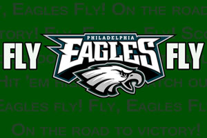 Hear the Philadelphia Eagles on Cat Country 96
