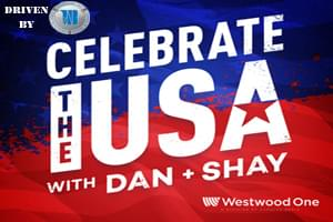 Celebrate the USA with Dan & Shay!