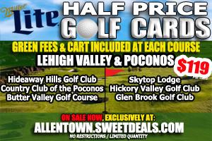 2020 Miller Lite Spring Golf Cards Wcto Fm