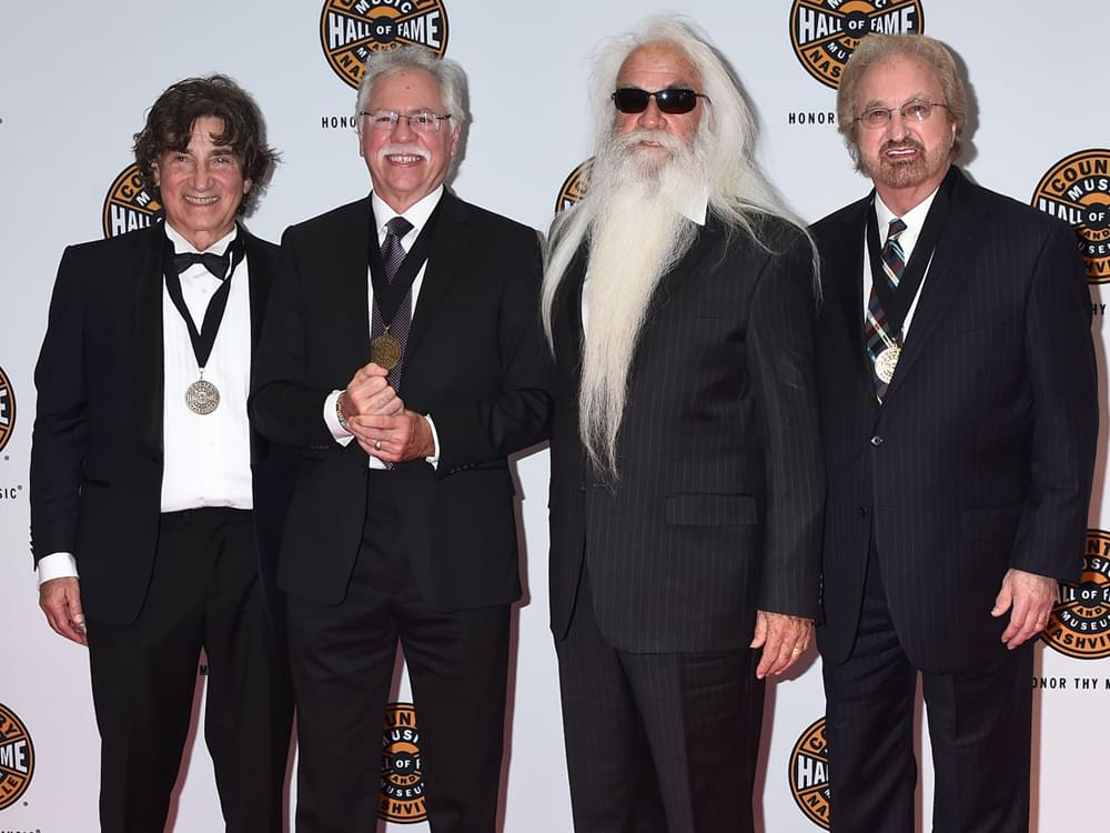 Oak Ridge Boys Announce New Holiday Album & 30th Annual Christmas