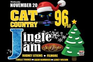 "Cat Country 96 & Dotta Chrysler-Jeep ""Jingle Jam"" 2019"