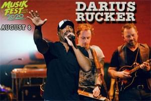 Cat Country 96 & 107.1 Presents Darius Rucker at Musikfest!