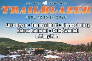 Trailblazer Country Music Festival June 12th-14th