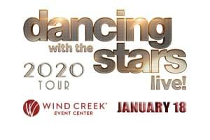 Dancing with the Stars Live to Wind Creek Event Center