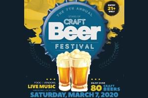 7th Annual Stars of Craft Beer Festival
