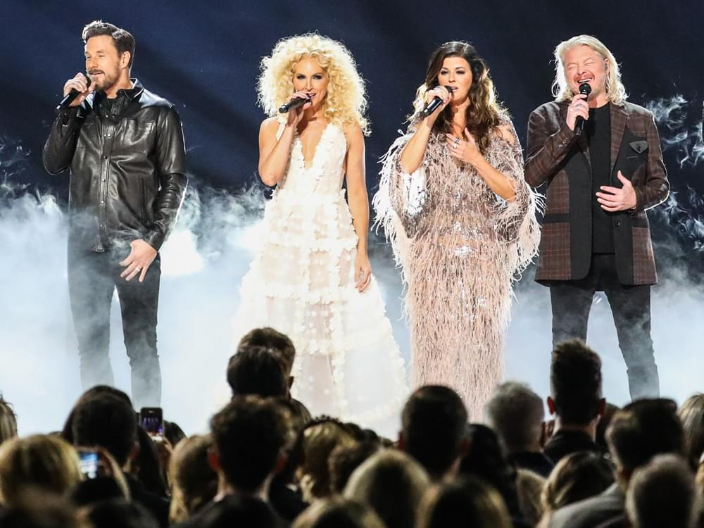 "Little Big Town Announces Rescheduled Dates on ""The Nightfall Tour"""