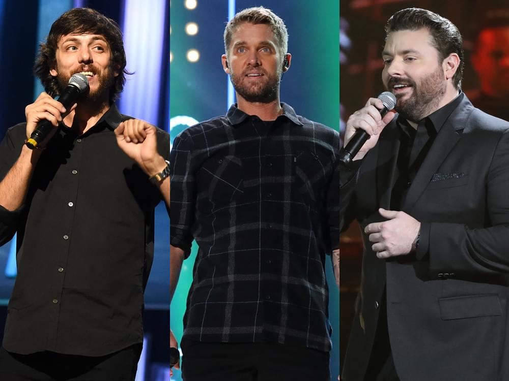 Chris Janson, Brett Young & Chris Young to Perform on the Grand Ole Opry on May 30