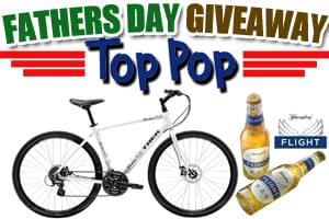 Top Pop 'Father's Day Giveaway'